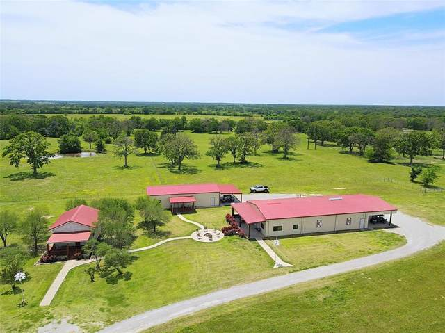 303 Fcr 121, Fairfield, TX 75840 (MLS #97251606) :: Green Residential