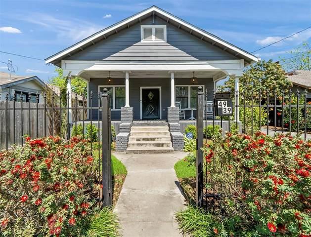 4939 Mckinney Street, Houston, TX 77023 (MLS #97255625) :: Johnson Elite Group