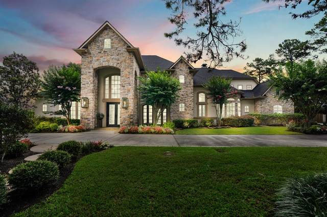 54 Florham Park Drive, Spring, TX 77379 (MLS #97256858) :: The SOLD by George Team