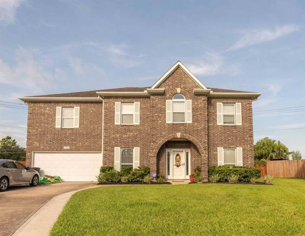 3925 Oak Wood Drive N, Pearland, TX 77581 (MLS #97262459) :: Texas Home Shop Realty
