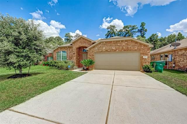 415 Oak Chase Drive, Conroe, TX 77304 (MLS #97272373) :: Texas Home Shop Realty