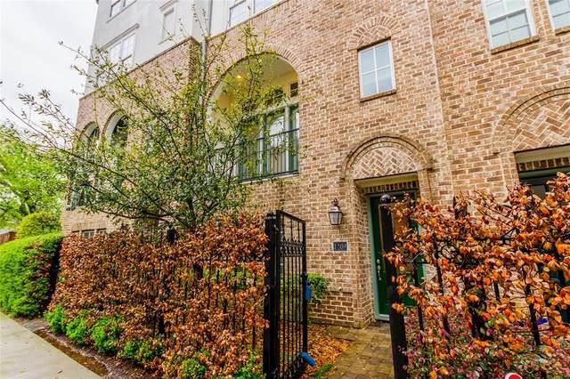 1104 Thompson Street, Houston, TX 77007 (MLS #97279024) :: Green Residential