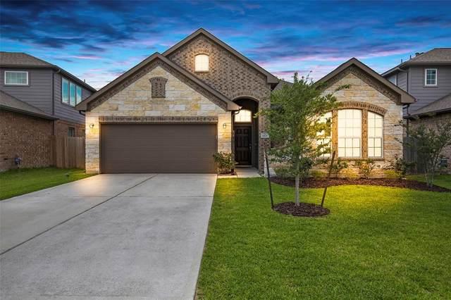 4506 Crescent Lake Circle Circle, Baytown, TX 77521 (MLS #97295395) :: The SOLD by George Team