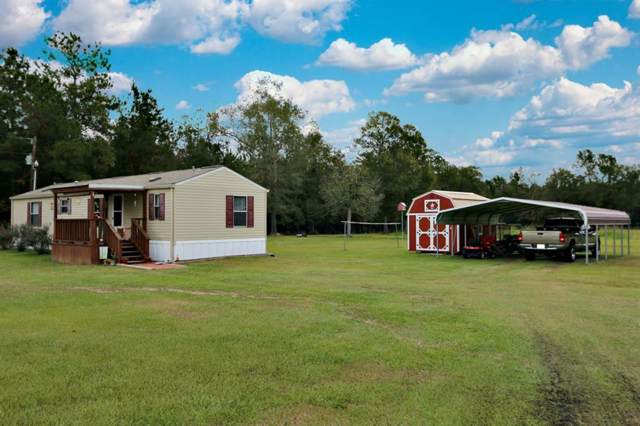 8105 S Tx State Hwy 87, Newton, TX 75966 (MLS #97322167) :: The SOLD by George Team