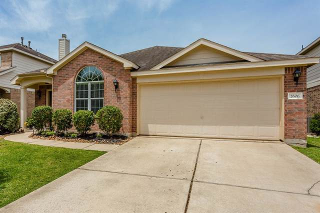 2606 Cottage Springs Drive, Pearland, TX 77584 (MLS #97335244) :: The SOLD by George Team