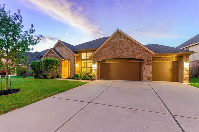 234 Floral Bluff Court, Richmond, TX 77469 (MLS #97337130) :: The SOLD by George Team