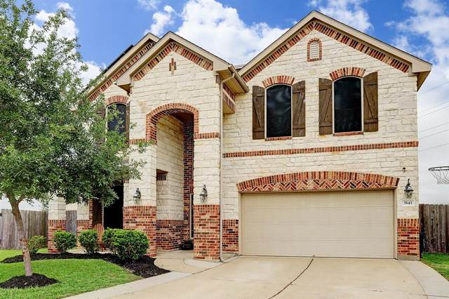 3543 Coleman Creek Court, Katy, TX 77449 (#97343273) :: ORO Realty