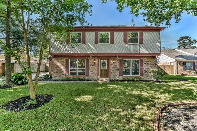 9815 Cantertrot Drive, Humble, TX 77338 (MLS #97347166) :: The Queen Team