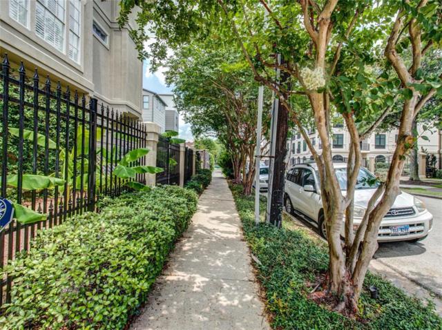 1952 W Bell St Street, Houston, TX 77019 (MLS #97359367) :: Krueger Real Estate