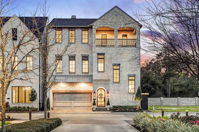 115 Memorial Parkview Drive, Houston, TX 77024 (MLS #97363311) :: The Bly Team