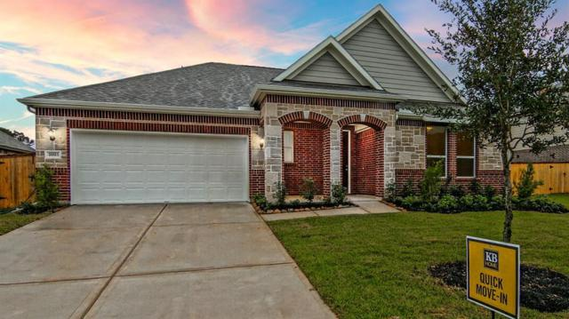 10515 Winding Green Drive, Humble, TX 77338 (MLS #97363914) :: The SOLD by George Team