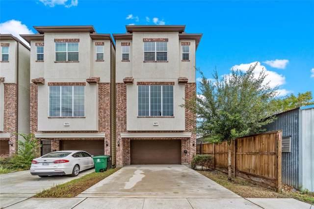5510 Kansas Street A, Houston, TX 77007 (MLS #97369865) :: Green Residential