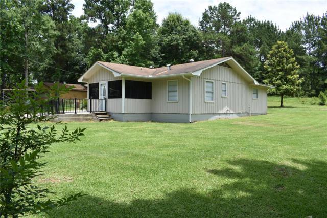 705 Big Lake Drive, Livingston, TX 77351 (MLS #97372415) :: The Jill Smith Team