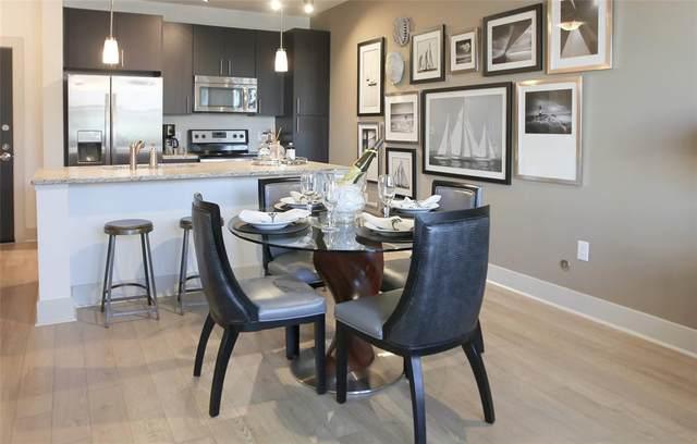 7100 Old Katy Road #1405, Houston, TX 77024 (MLS #97376521) :: Green Residential