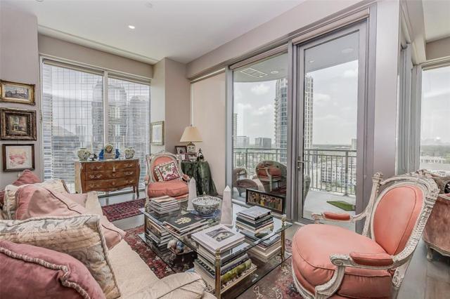 1600 Post Oak Boulevard #1404, Houston, TX 77056 (MLS #97381434) :: Krueger Real Estate