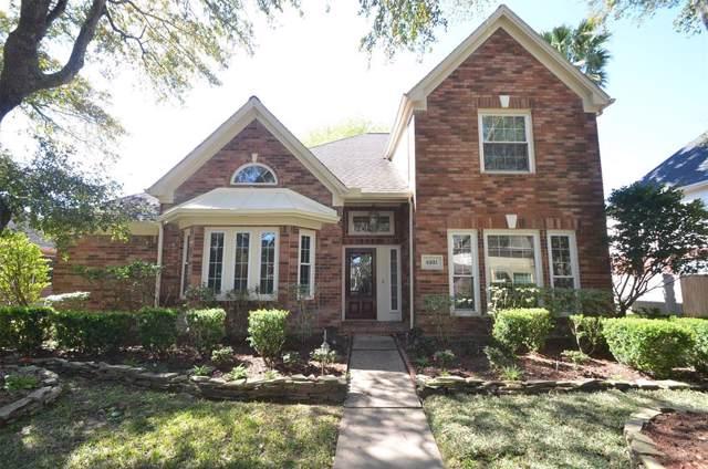 4931 Laurel Hill Court W, Sugar Land, TX 77478 (MLS #97386719) :: Texas Home Shop Realty