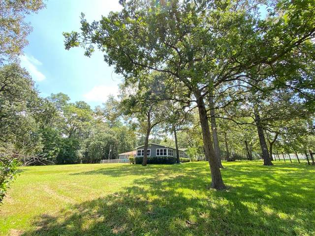 153 Woodway Drive, Magnolia, TX 77355 (MLS #97413859) :: The Bly Team