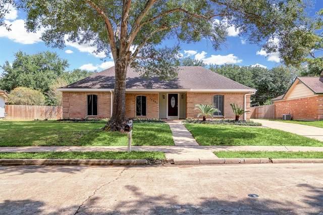 12507 Saracen Drive, Cypress, TX 77429 (MLS #97416285) :: The Sansone Group