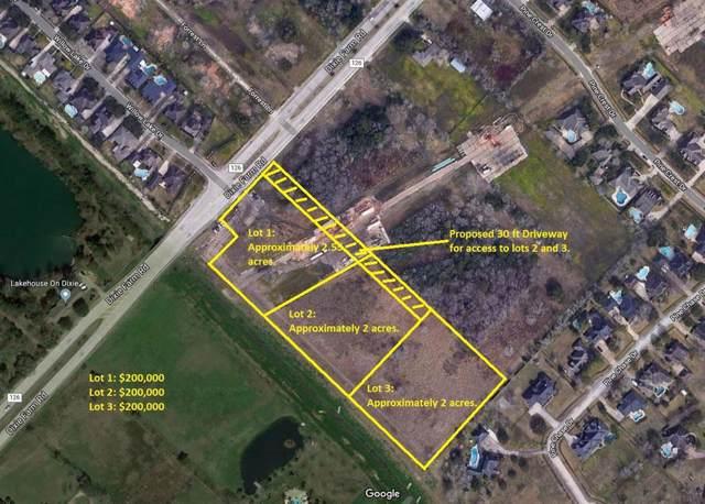 0 Dixie Farm/ Lot 2 Road, Pearland, TX 77581 (MLS #97427710) :: Ellison Real Estate Team