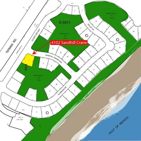 4102 Sandhill Crane Way, Galveston, TX 77554 (MLS #9743302) :: Ellison Real Estate Team