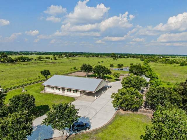 16530 Penick Road, Waller, TX 77484 (MLS #97462136) :: The Bly Team