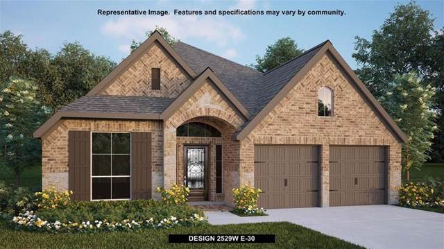 7007 Goldstrum Way, Katy, TX 77493 (MLS #97471839) :: The Bly Team