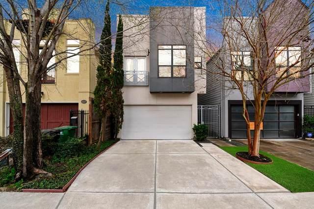 1410 Knox Street, Houston, TX 77007 (MLS #97491342) :: Ellison Real Estate Team