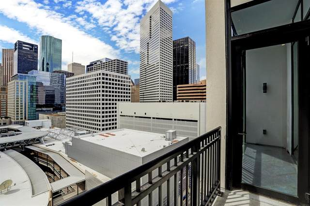 1211 Caroline Street #1207, Houston, TX 77002 (MLS #97496729) :: Texas Home Shop Realty