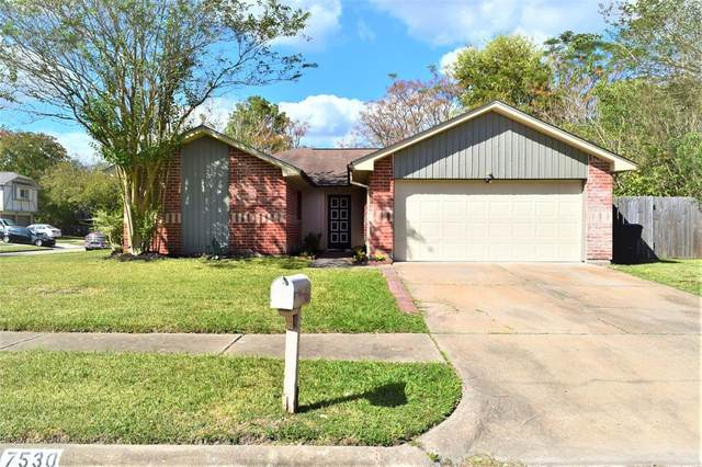 7530 Arista Drive, Houston, TX 77083 (MLS #97508788) :: The Freund Group