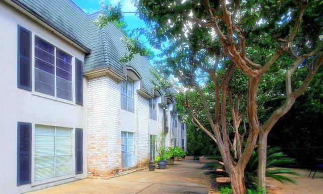 1800 Stoney Brook Drive #108, Houston, TX 77063 (MLS #97510732) :: The Parodi Team at Realty Associates