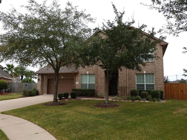 1608 Dover Mist Lane, Pearland, TX 77581 (MLS #97522369) :: Caskey Realty