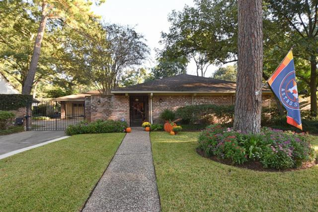 10302 Shady River Drive, Houston, TX 77042 (MLS #97560321) :: The Bly Team