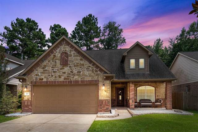 6847 Durango Creek Drive, Magnolia, TX 77354 (#97560862) :: ORO Realty