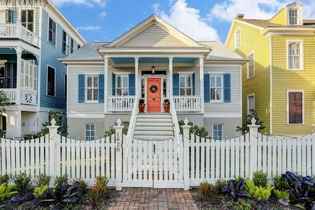 1620 Market Street, Galveston, TX 77550 (MLS #97567995) :: My BCS Home Real Estate Group