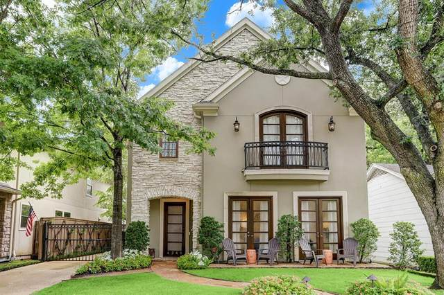 4248 Sunset Boulevard, West University Place, TX 77005 (MLS #97579520) :: The SOLD by George Team