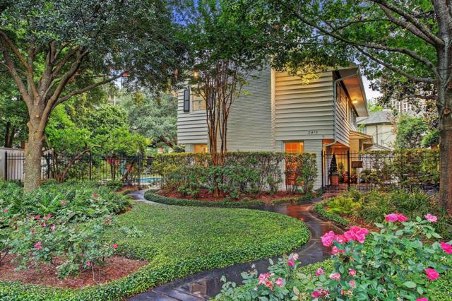 2415 Stanmore Drive, Houston, TX 77019 (MLS #9758830) :: The SOLD by George Team
