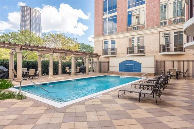 1616 Fountain View Drive #308, Houston, TX 77057 (MLS #97596120) :: The Bly Team