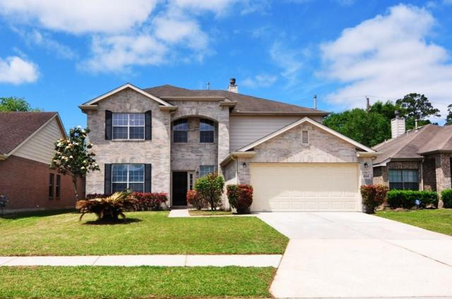 21355 Maple Harvest Lane, Humble, TX 77338 (MLS #97604295) :: Lion Realty Group / Exceed Realty