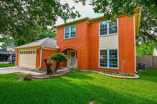 16510 Rainbow Lake Road, Houston, TX 77095 (MLS #9760452) :: The Bly Team