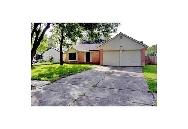 4202 Pocahontas Drive, Baytown, TX 77521 (MLS #97609136) :: Caskey Realty
