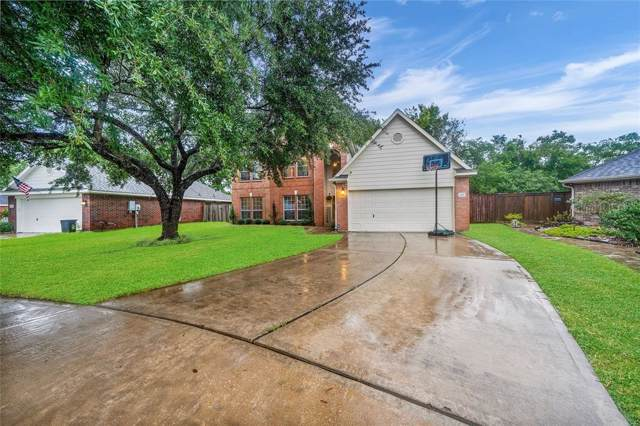 816 Courtside Drive E, League City, TX 77573 (MLS #97613866) :: Texas Home Shop Realty