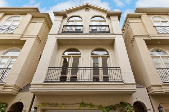 121 Dennis Street, Houston, TX 77006 (MLS #97635643) :: Texas Home Shop Realty