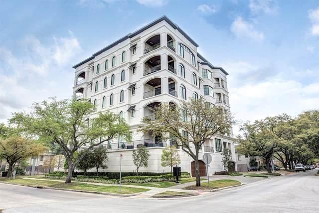 1742 Sunset #202, Houston, TX 77005 (MLS #97638798) :: Bay Area Elite Properties