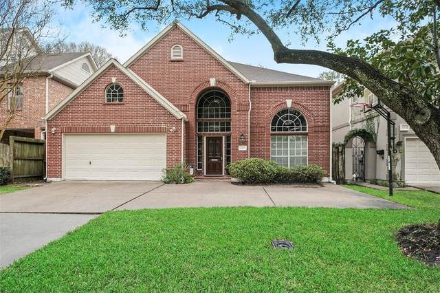 4110 Purdue Street, Houston, TX 77005 (#97652992) :: ORO Realty