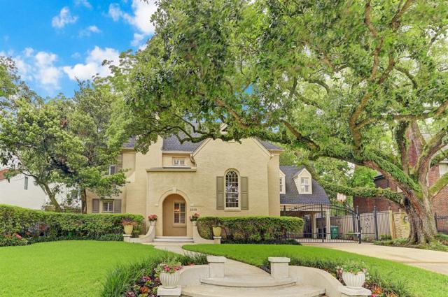 2319 Glen Haven Boulevard, Houston, TX 77030 (MLS #97663450) :: Texas Home Shop Realty