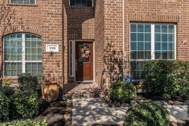 996 Astoria Lane, League City, TX 77573 (MLS #97666239) :: JL Realty Team at Coldwell Banker, United