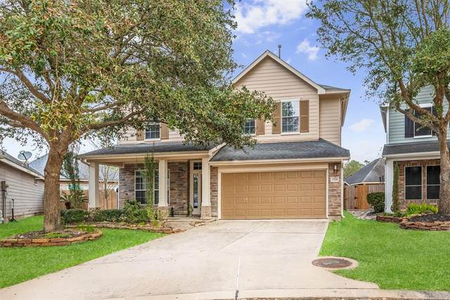 13718 Cardinal Flowers Drive, Cypress, TX 77429 (MLS #97675916) :: My BCS Home Real Estate Group