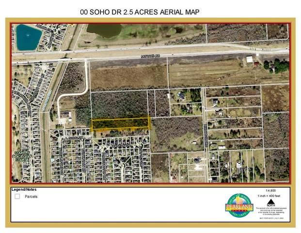 0 Soho Drive, Pearland, TX 77584 (MLS #97678337) :: Christy Buck Team