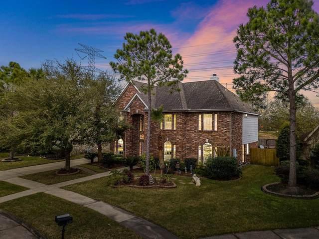 2350 Seamist Circle, Seabrook, TX 77586 (MLS #97695708) :: Ellison Real Estate Team