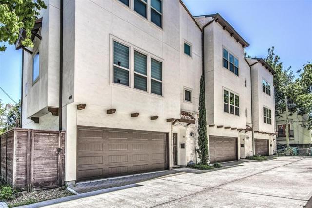 4301 Dickson Street B, Houston, TX 77007 (MLS #97721469) :: Texas Home Shop Realty